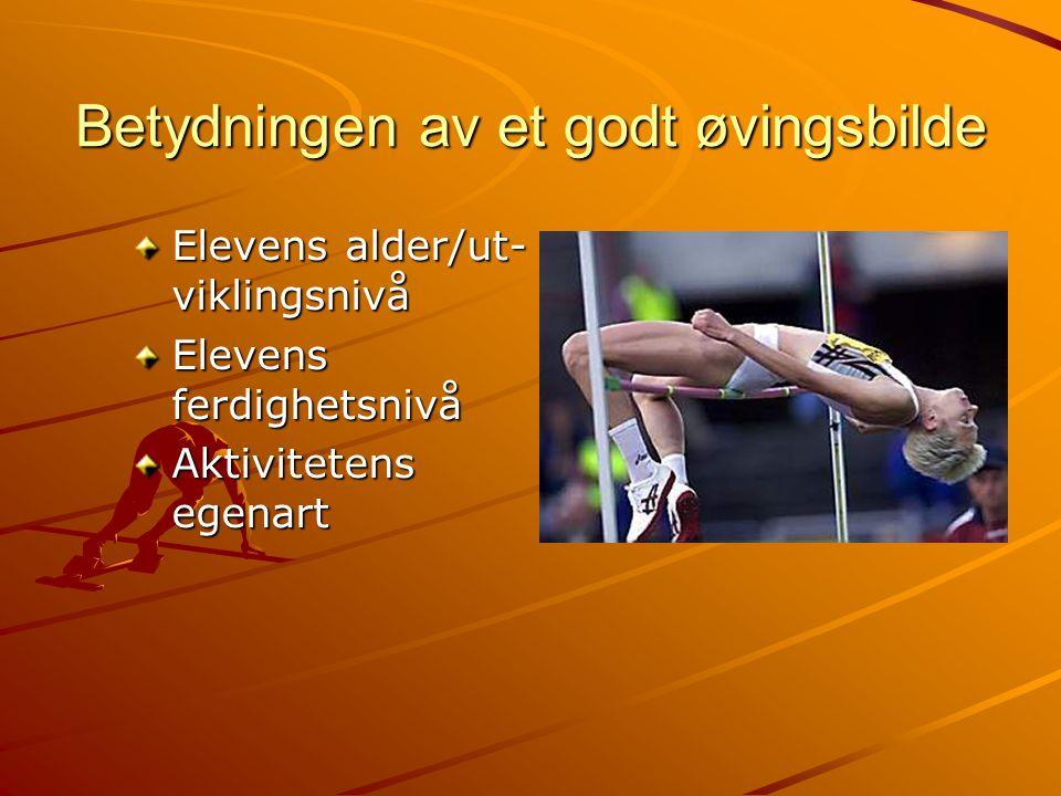 Det omvendte U-prinsipp ved ulike oppgaver Jan Emil Ellingsen