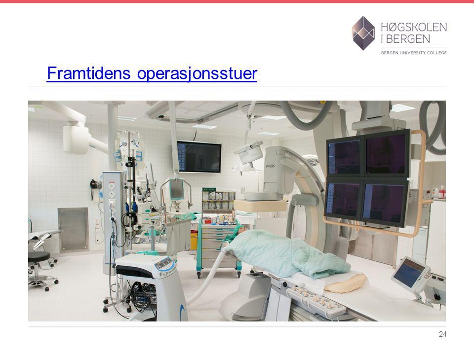 Framtidens operasjonsstuer 24