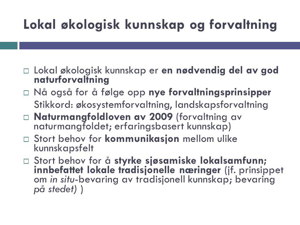 Naturmangfoldloven (fra 01.07.09) § 8.