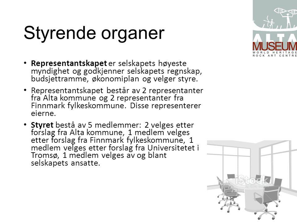 Samarbeidsgruppe etablert i 1998 Medlemmer: Riksantikvaren Finnmark fylkeskommune Sametinget Tromsø Museum – Universitetsmuseet Alta kommune Verdensarvsenter for bergkunst- Alta Museum