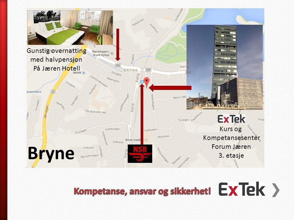 Kurs og Kompetansesenter Forum Jæren 3. etasje Gunstig overnatting med halvpensjon På Jæren Hotell Bryne