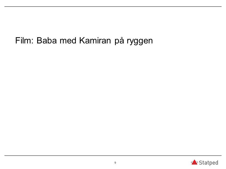 Film: Baba med Kamiran på ryggen 9