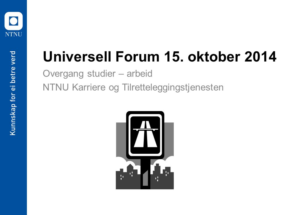 Universell Forum 15.