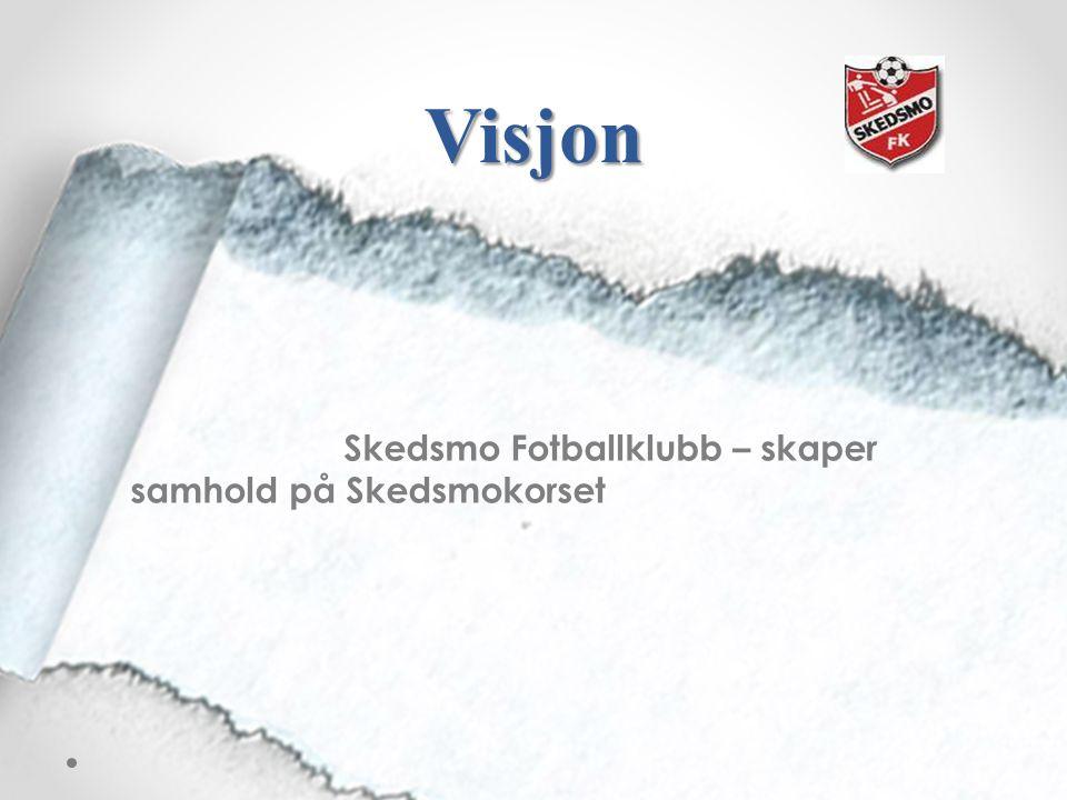 Visjon Skedsmo Fotballklubb – skaper samhold på Skedsmokorset
