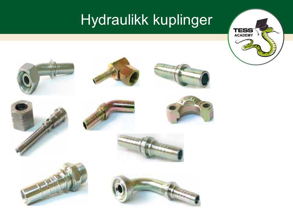 Hydraulikk kuplinger