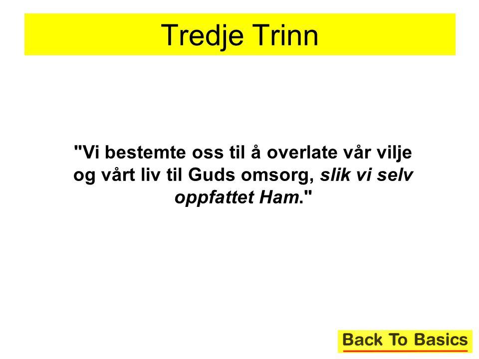 33 Tredje Trinn