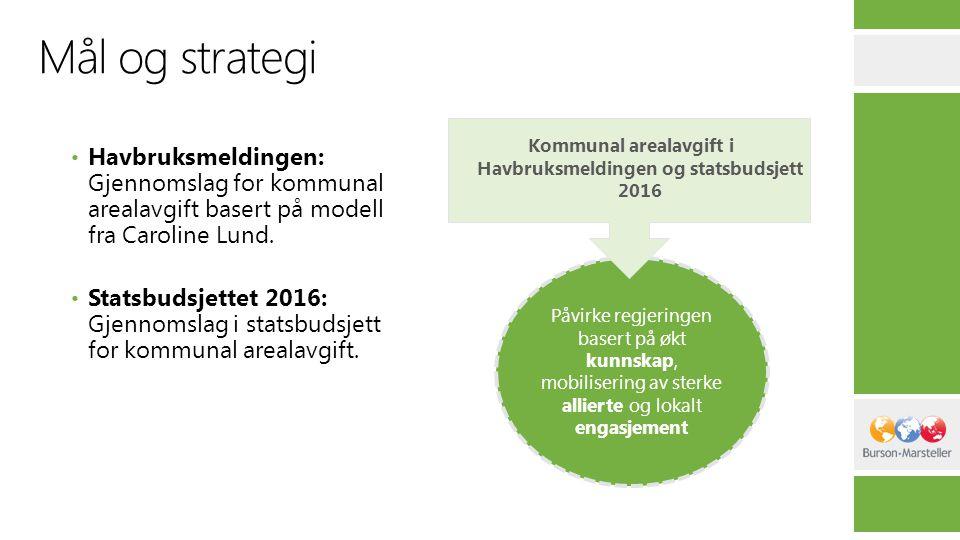 Strategiske hovedgrep 3