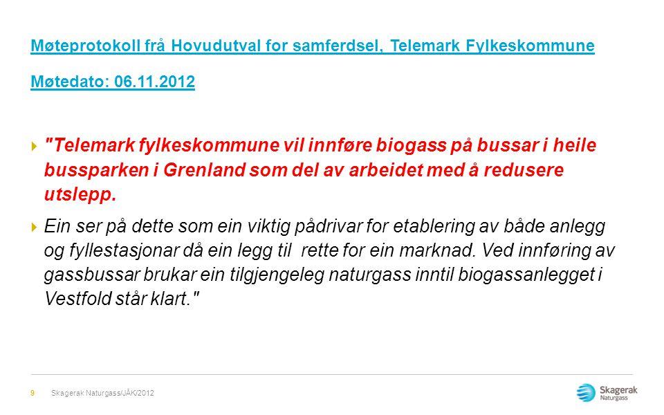 www. skageraknaturgass.no TAKK