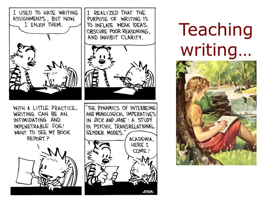 Godt kjent fra barnebøker…