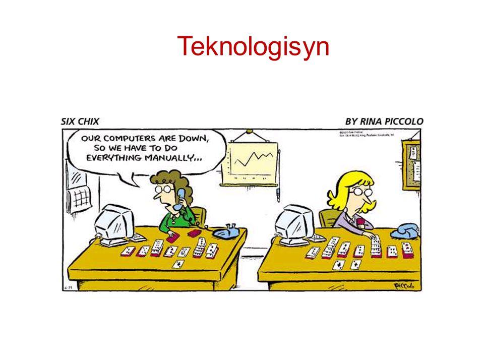 Teknologisyn