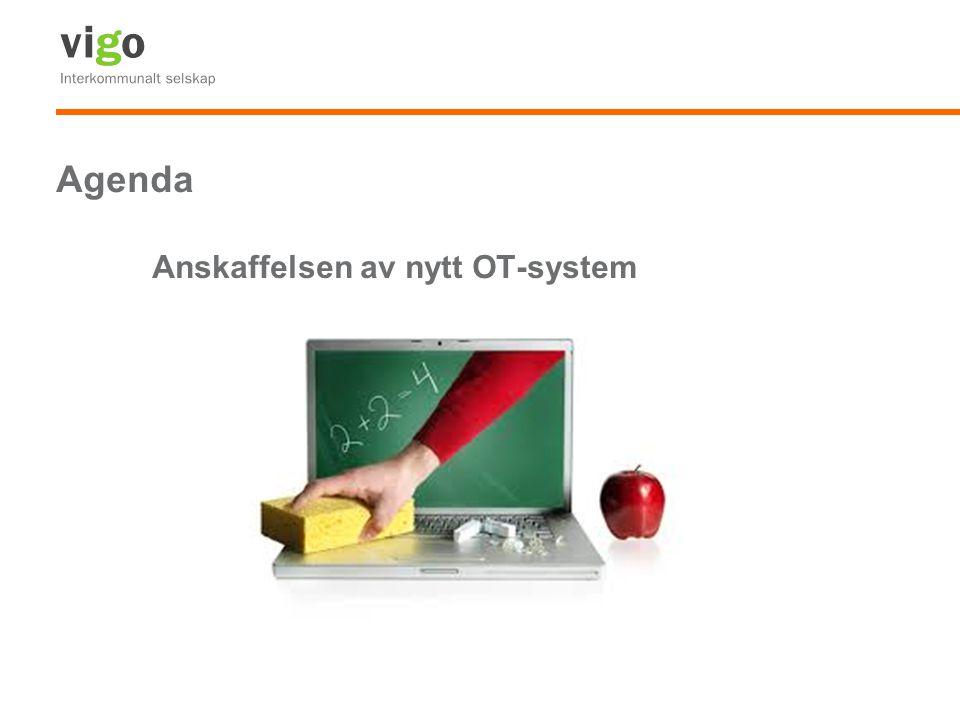Dagens situasjon Oppfølgingstjenestens datasystem - OTTO Alle fylkeskommunene har OTTO.