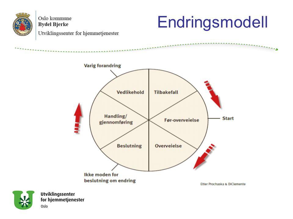 Endringsmodell