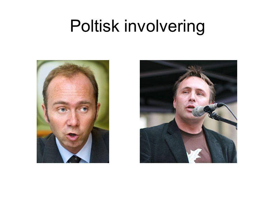 Poltisk involvering