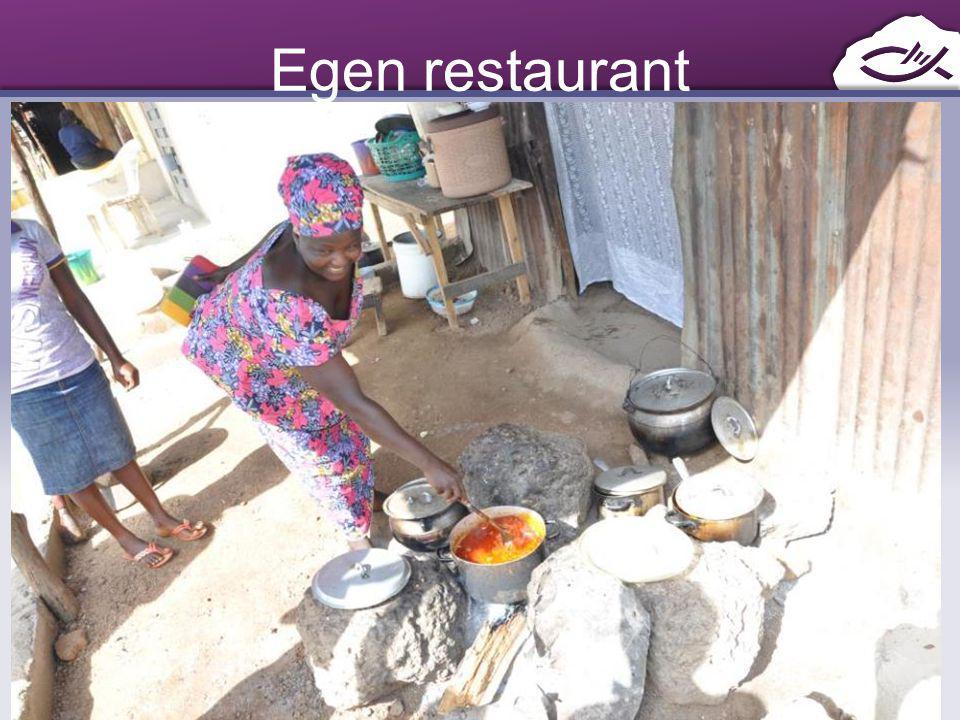 Egen restaurant