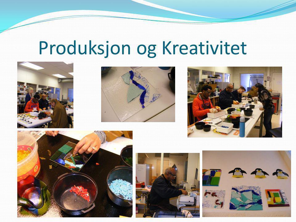 Produksjon og Kreativitet
