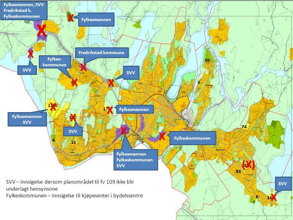 Øvrige fokusområder i merknadene ■Jordvern ■Opstadfjellet B-13.3 og Greåkerstien ■Boligfeltet i Bodalsveien B-4.2