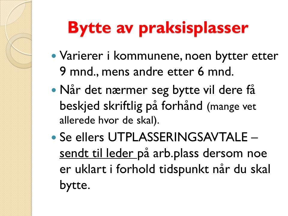 Sykehuspraksis Sykehuspraksis Avtalen med sykehuset utløper i februar 2015.
