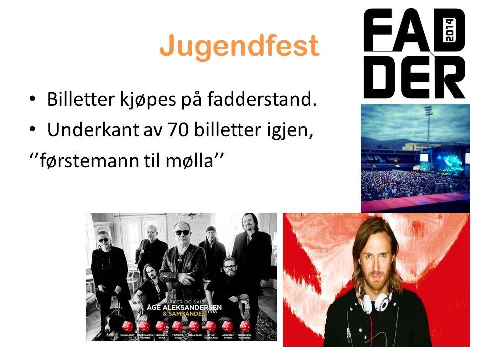 Fadderprogrammet finner du på fadderweb.no, skolens hjemmeside, fadderstand, facebook og på skjermene i kantinen.