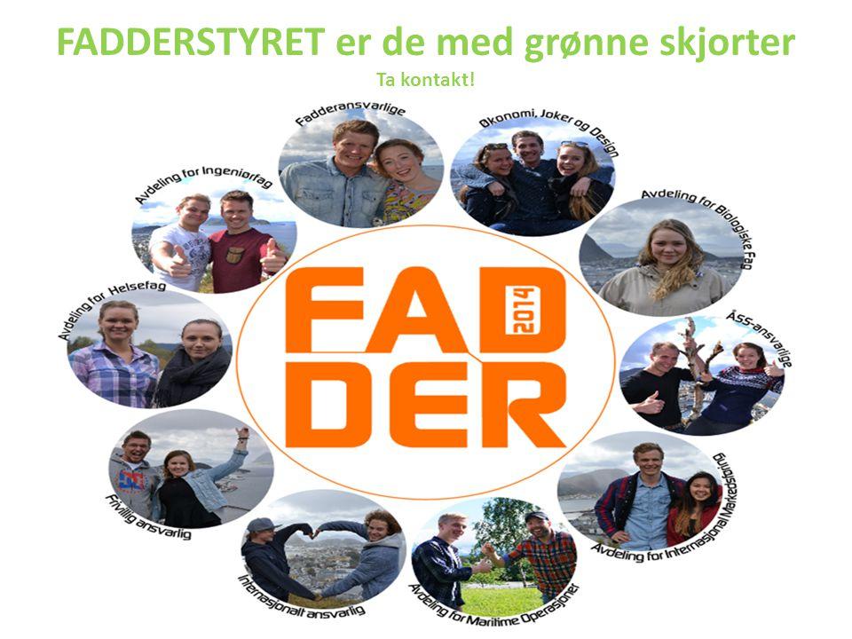 ÅLESUND STUDENTSAMFUNN Anbefaler et medlemskap hos ÅSS: Fadderfestivalen Hoffmann Arrangement NB: Helst kort ved betaling av medlemsskap