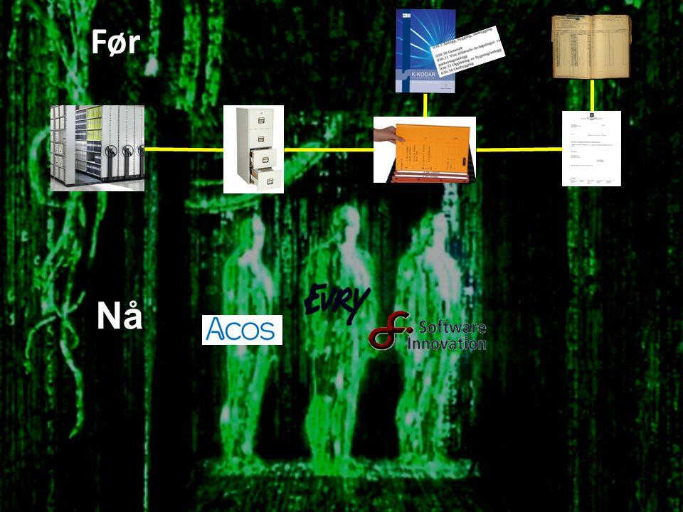 Dette arkivet I dag heter arkivet ePhorte, ESA, Acos eller P360, mao = Sakarkivsystemet Men det er ikke bare en plass hvor dokumenter går for å dø.