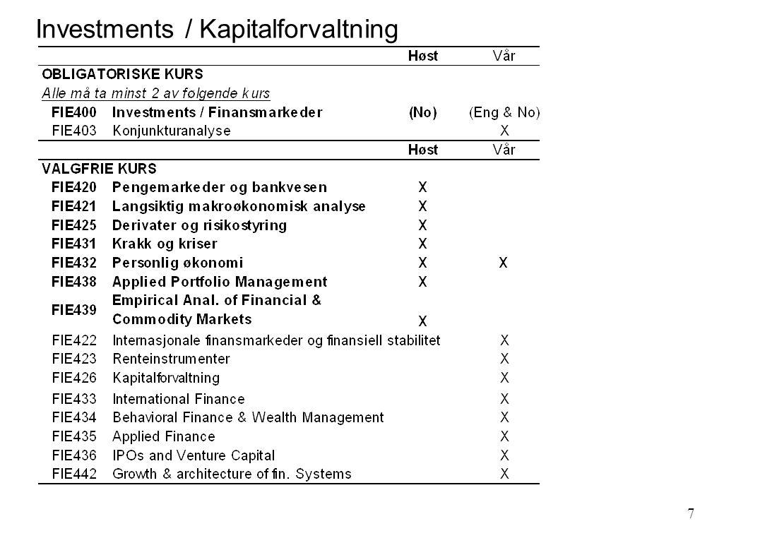 8 Corporate Finance