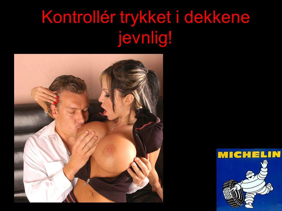 Dekkråd fra Michelin