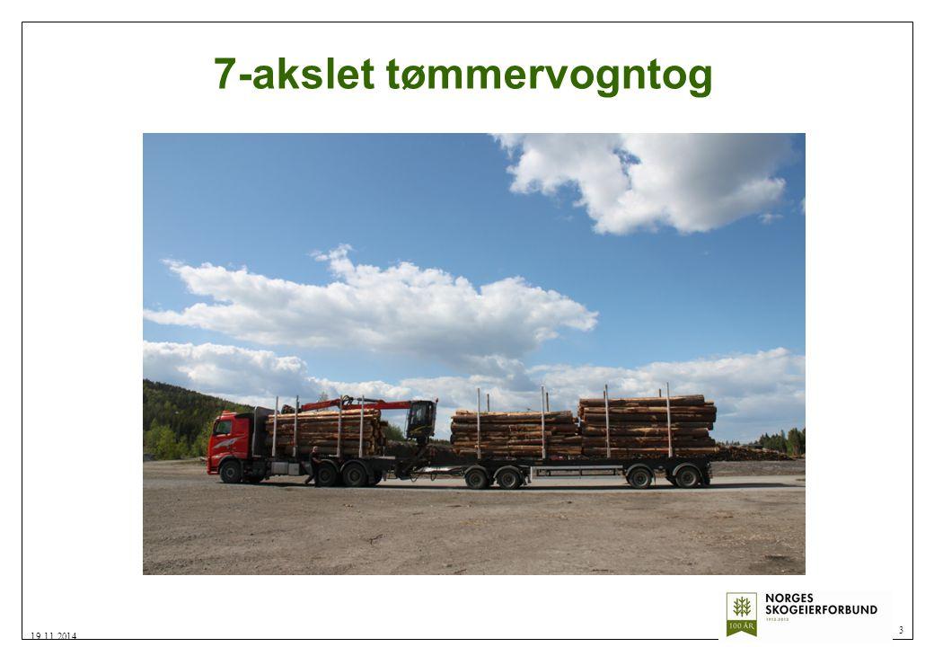 7-akslet tømmervogntog 3 19.11.2014
