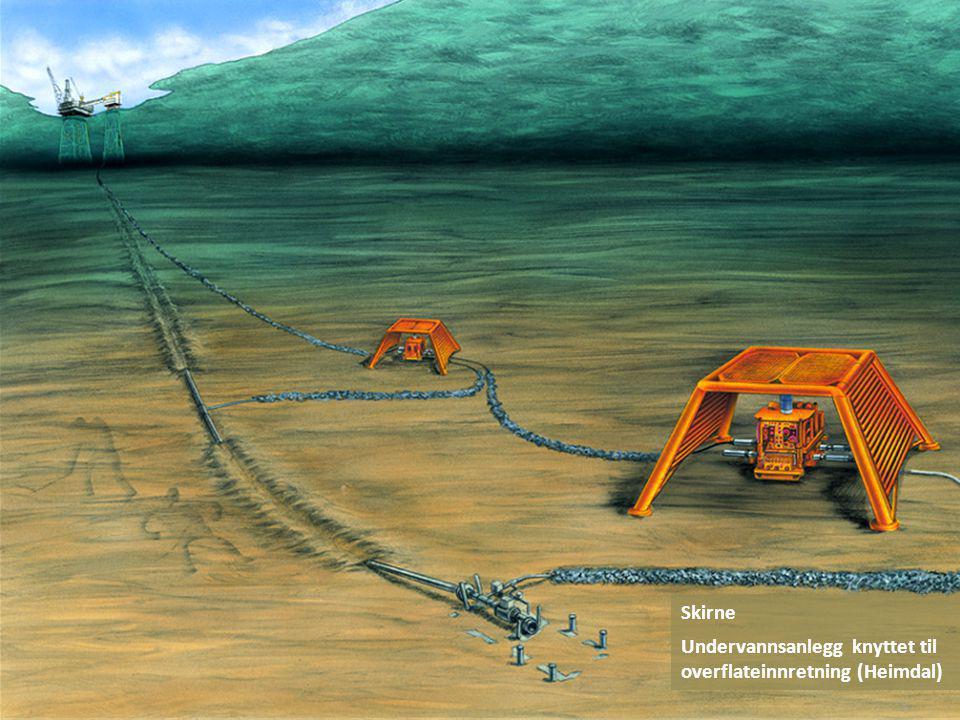 PTIL/PSA Skirne Undervannsanlegg knyttet til overflateinnretning (Heimdal) 21