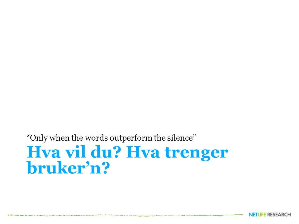 Utfordring Skrive inspirerende tekster som markedsfører Norge som turistattraksjon uten å ty til klisjeer – Norway is a great place with magnificent alpine resorts and a lot of fishing opportunities.