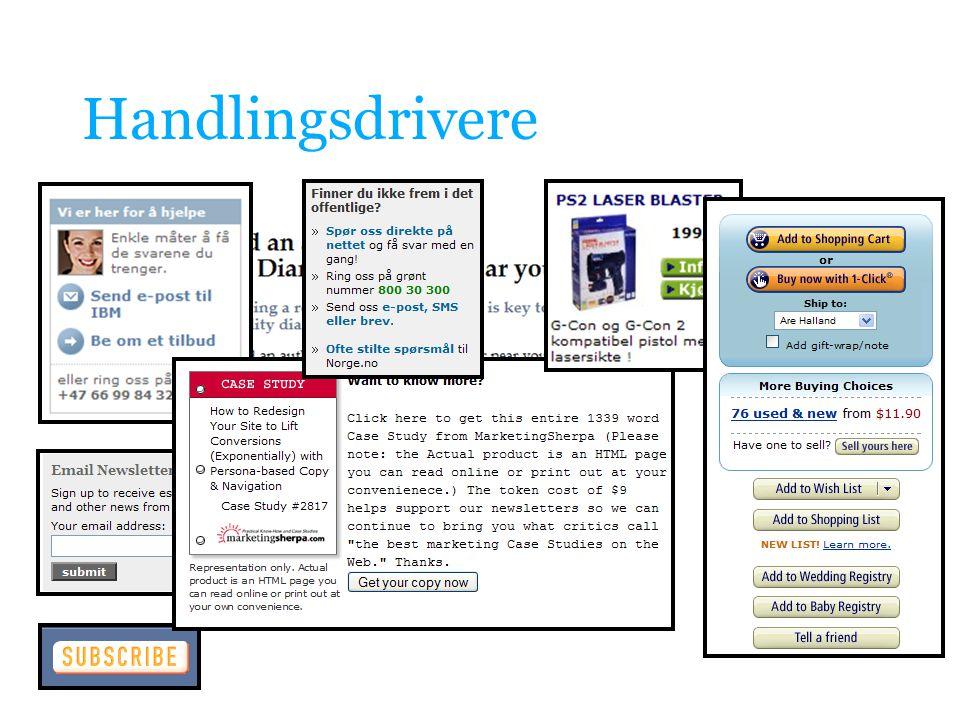 Handlingsdrivere