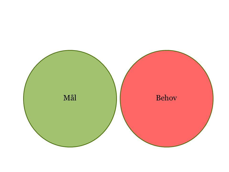 Kjernesiden Kjernen Mest optimale informasjonsenhet Balanserer bruker- og forretningsmål