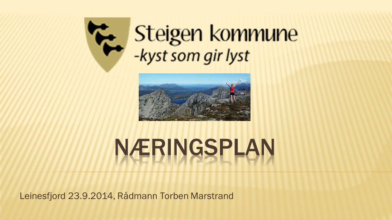 Leinesfjord 23.9.2014, Rådmann Torben Marstrand