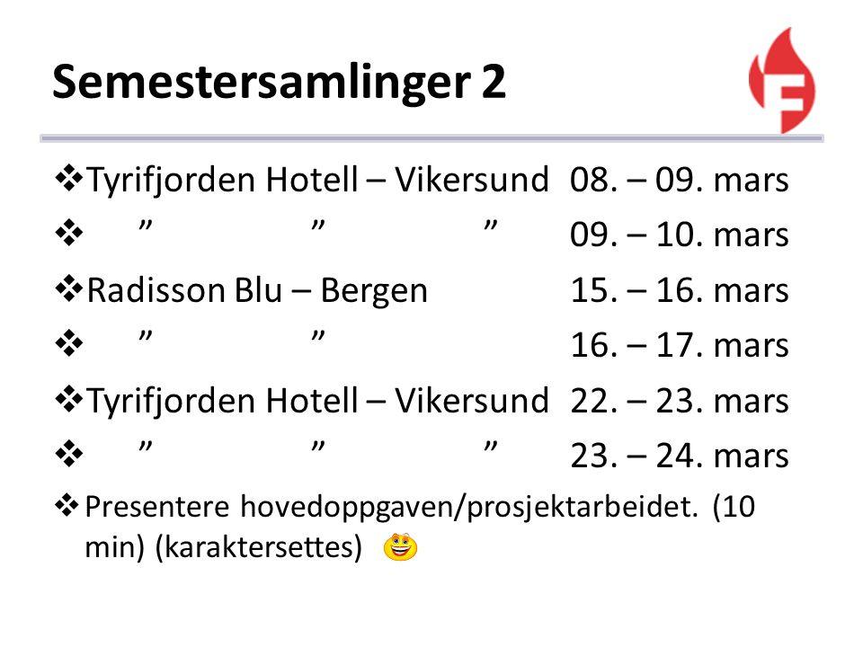 Semestersamlinger 2  Tyrifjorden Hotell – Vikersund08.
