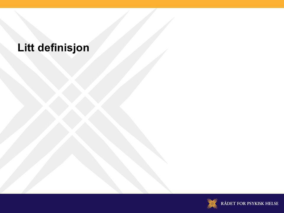 Litt definisjon