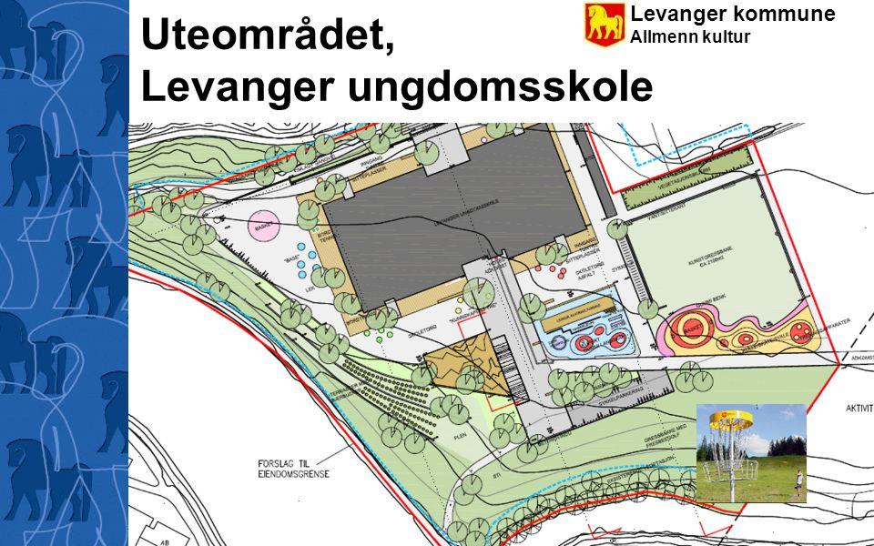 Levanger kommune Allmenn kultur Uteområdet, Levanger ungdomsskole Fagsamling spillemiddelordningen Nord-Trøndelag 3. juni 2014 Trønderhallen, Levanger