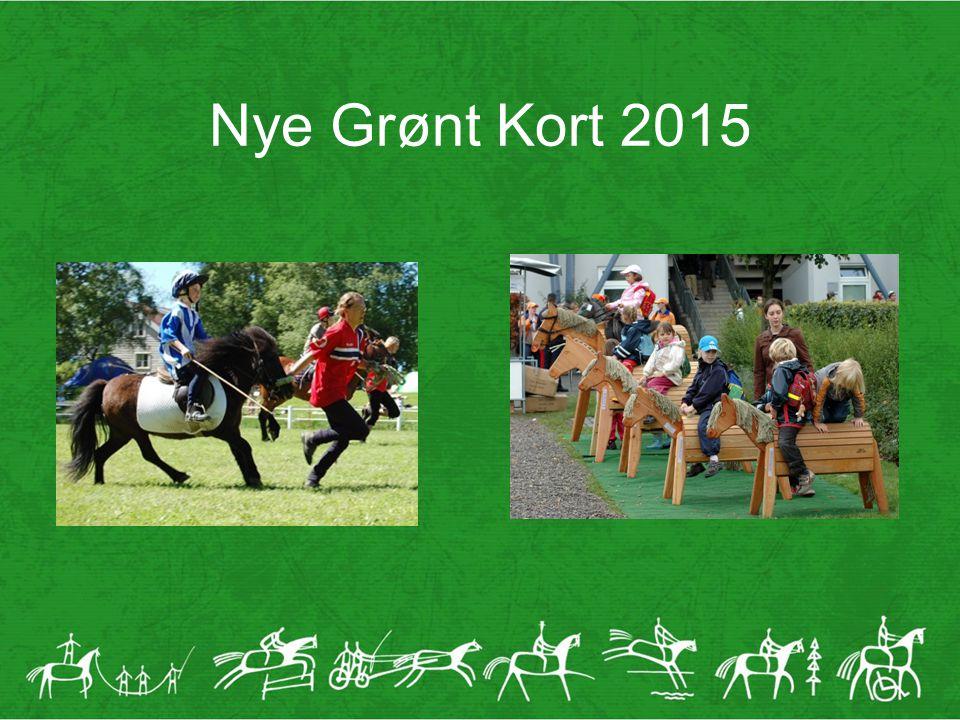 Nye Grønt Kort 2015