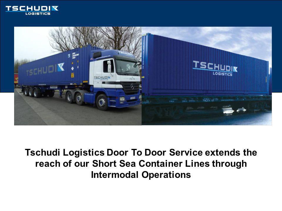 Tschudi Logistics Rail Network - East - Russia / CIS Tschudi Logistics operate 20 and 40 one way rail containers with the prefix EVRU.