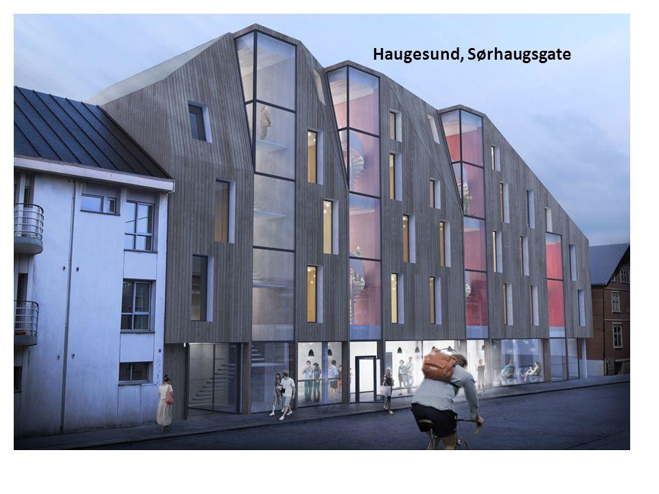 Haugesund, Sørhaugsgate