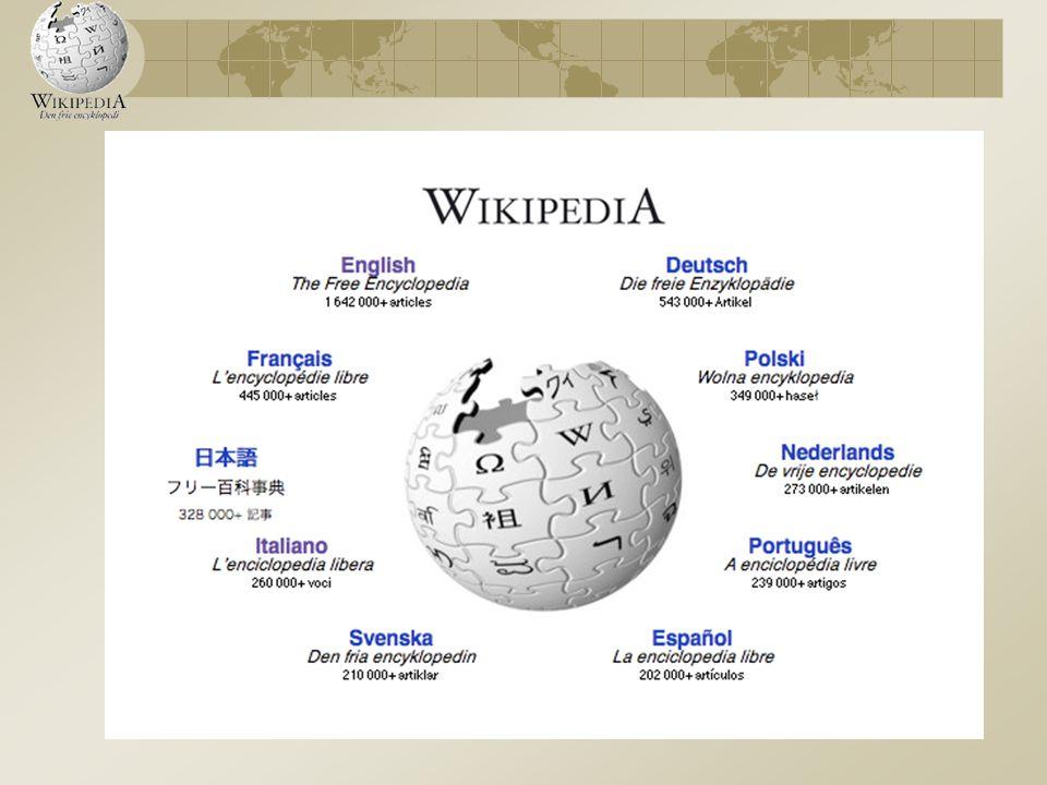 Wikipedia, Den frie encyklopedi Takk for oppmerksomheten!