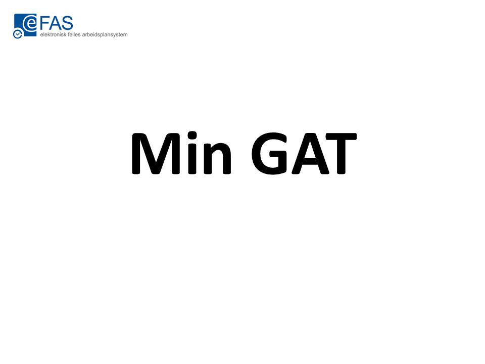 Min GAT