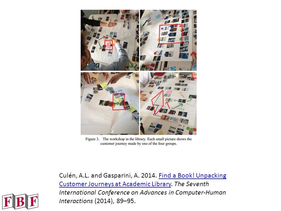 Culén, A.L. and Gasparini, A. 2014. Find a Book.