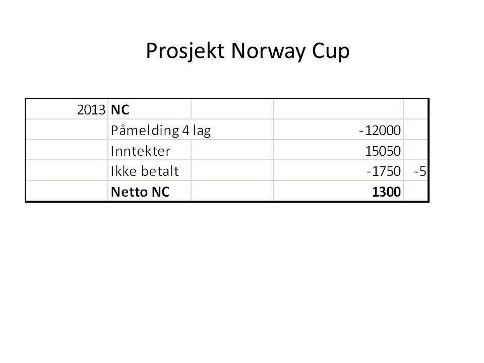 Prosjekt Norway Cup