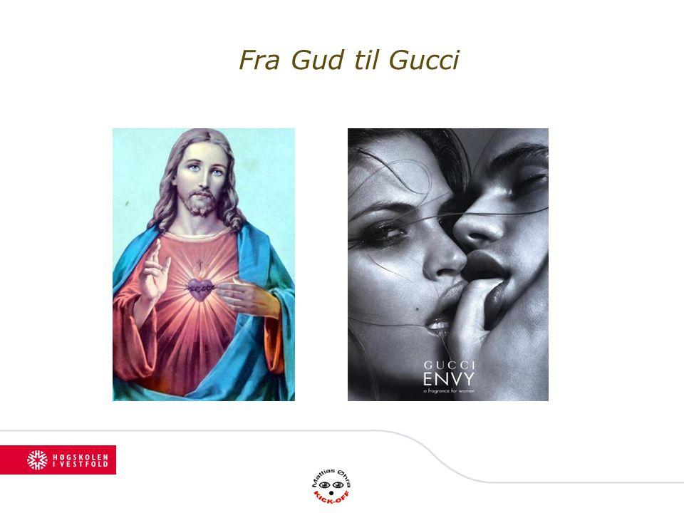 Fra Gud til Gucci