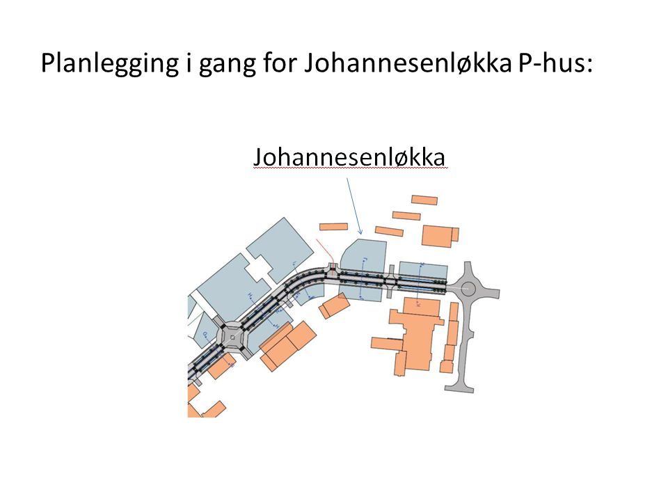 Planlegging i gang for Johannesenløkka P-hus: