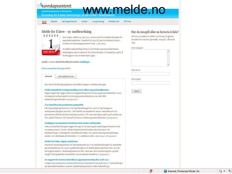 41 www.melde.no