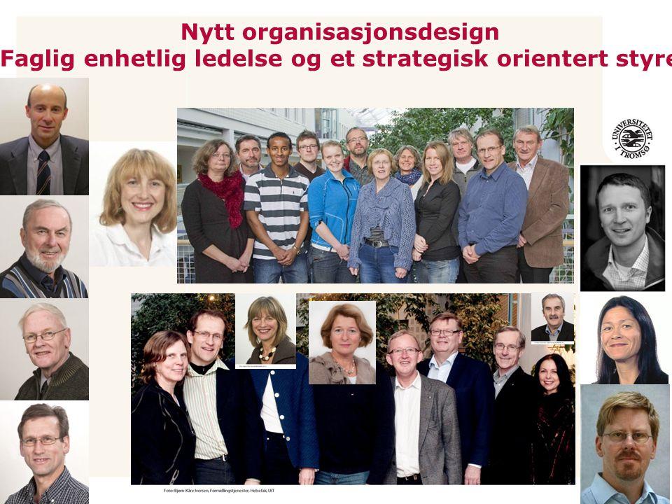 20.11.20142 Nytt organisasjonsdesign Faglig enhetlig ledelse og et strategisk orientert styre IHO RKBU