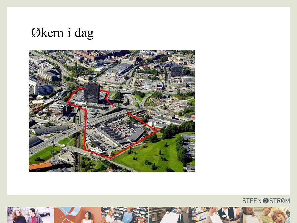 1.Knutepunkt 1 av 5 knutepunkt for Oslo > Oslo kommune har utpekt 5 hovedknutepunkter.