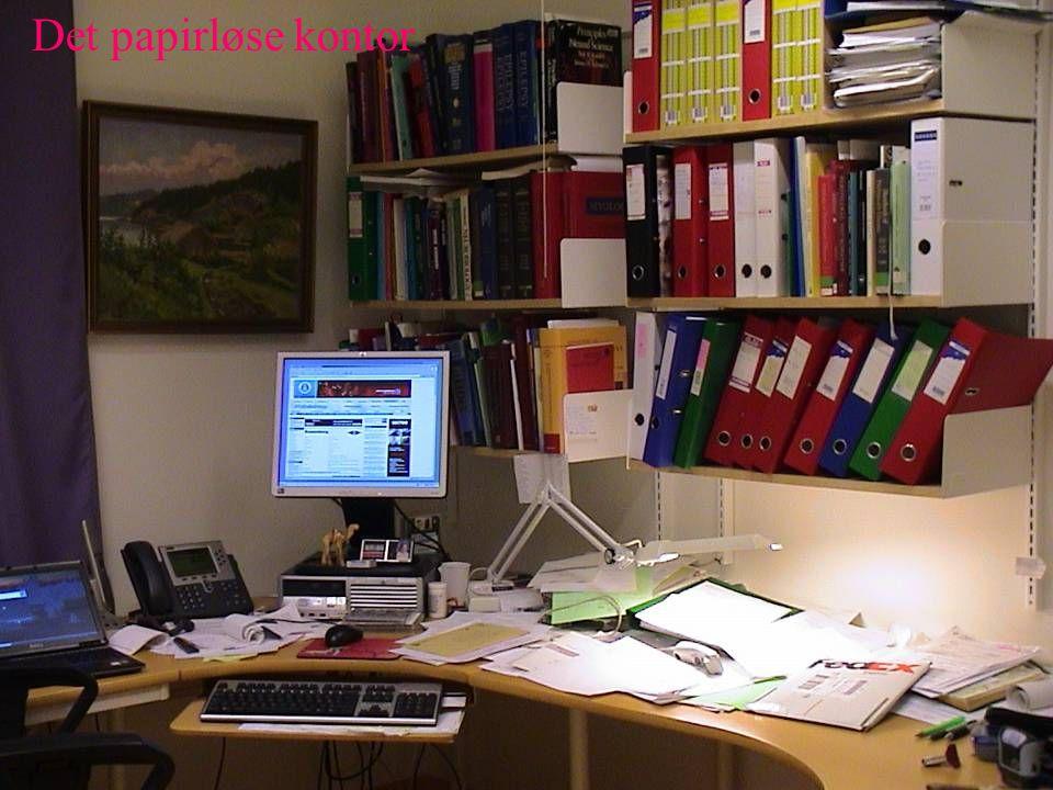 Det papirløse kontor