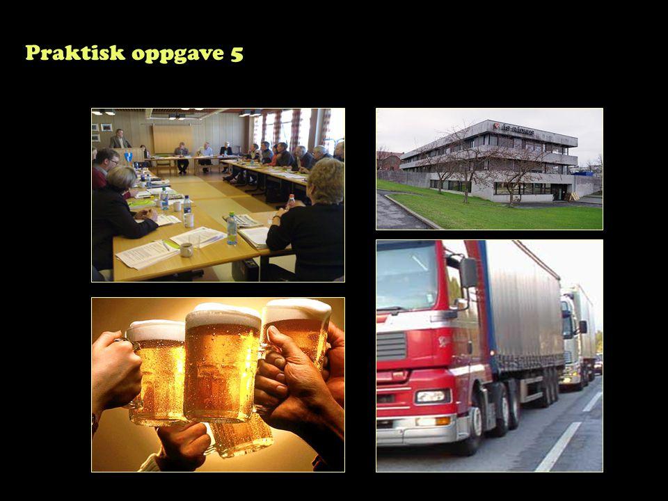 Steinar Taubøll - JUS201 UMB Dagens program Gjennomgang av praktisk oppgave 5 Prosessuell kompetanse -Klagereglene i forvaltningsloven -Omgjøring uavh