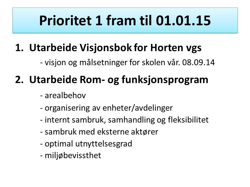 Prioritet 1 fram til 01.01.15 1.